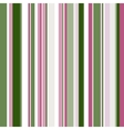 Retro seamless pattern with color stripes vector