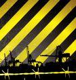 Crane stripe vector