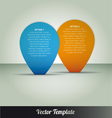 Template eps10 vector