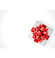 Elegant present background vector