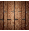 Wooden panel seamless background vector
