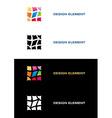 Logo templates vector