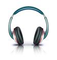Headphones icon vector
