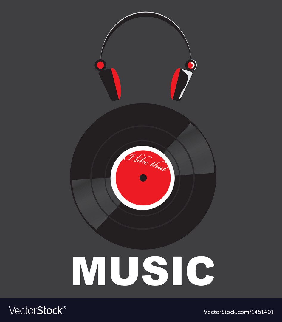 The music vector | Price: 1 Credit (USD $1)