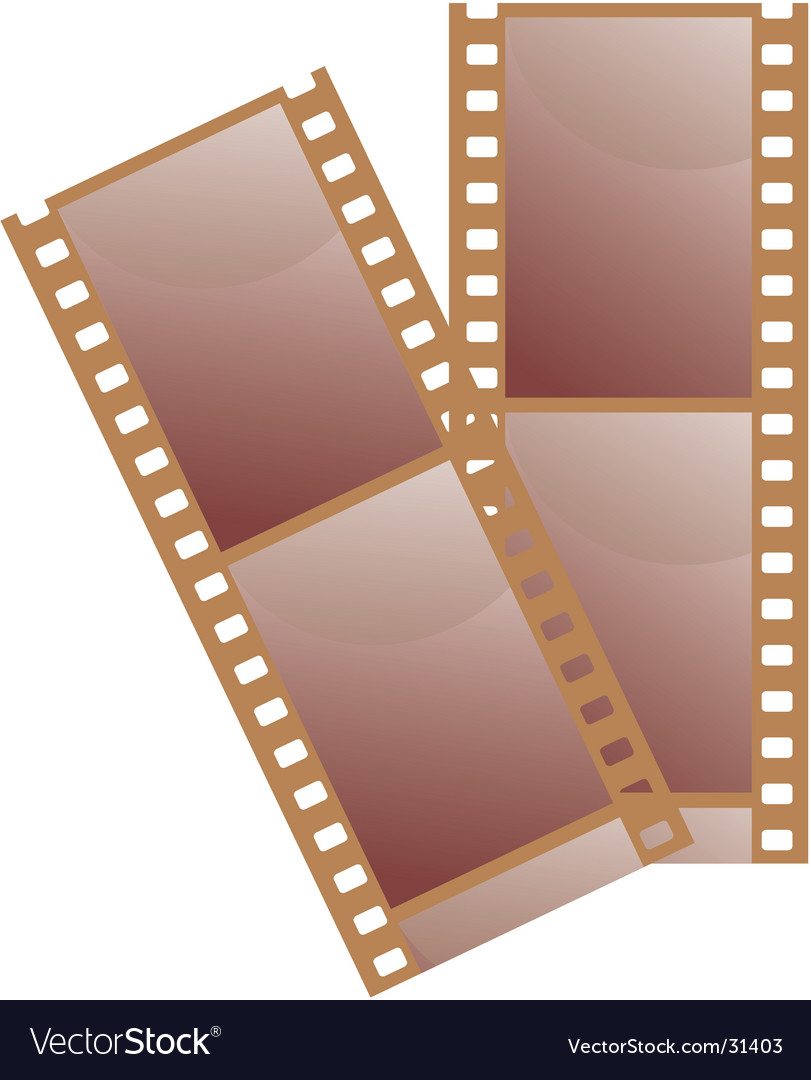 35 mm film illustration vector | Price: 1 Credit (USD $1)