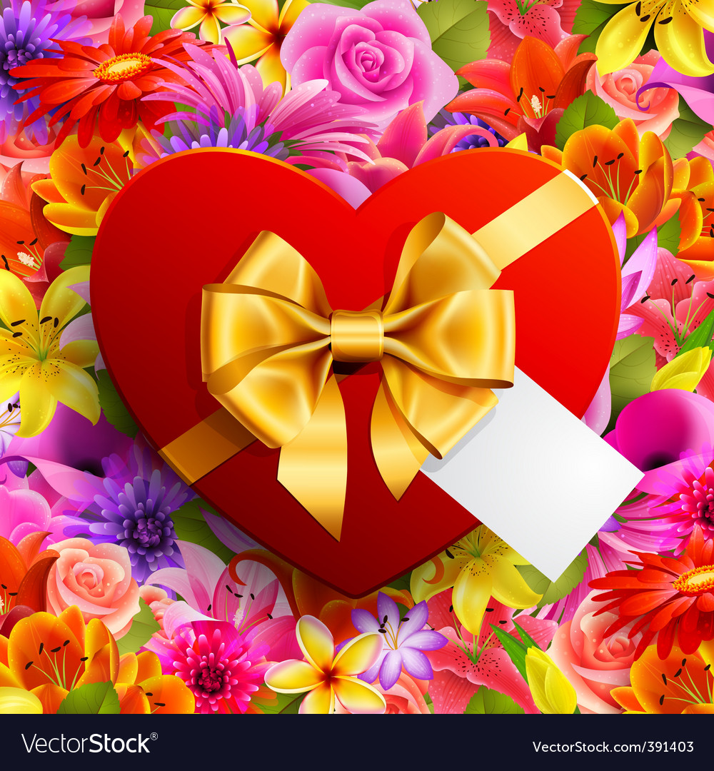 Decorative gift vector | Price: 5 Credit (USD $5)