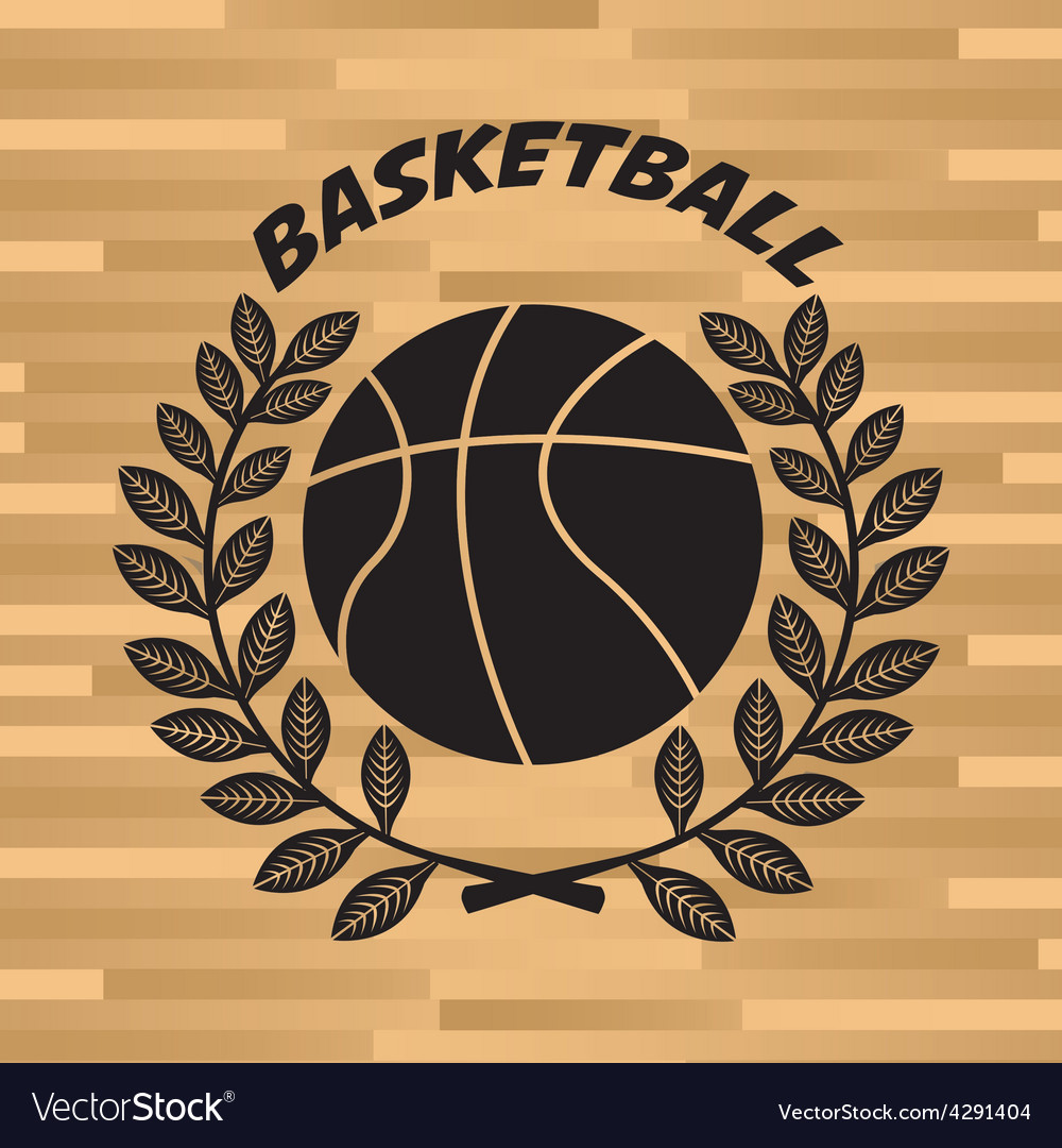 Basketball championship vector | Price: 1 Credit (USD $1)