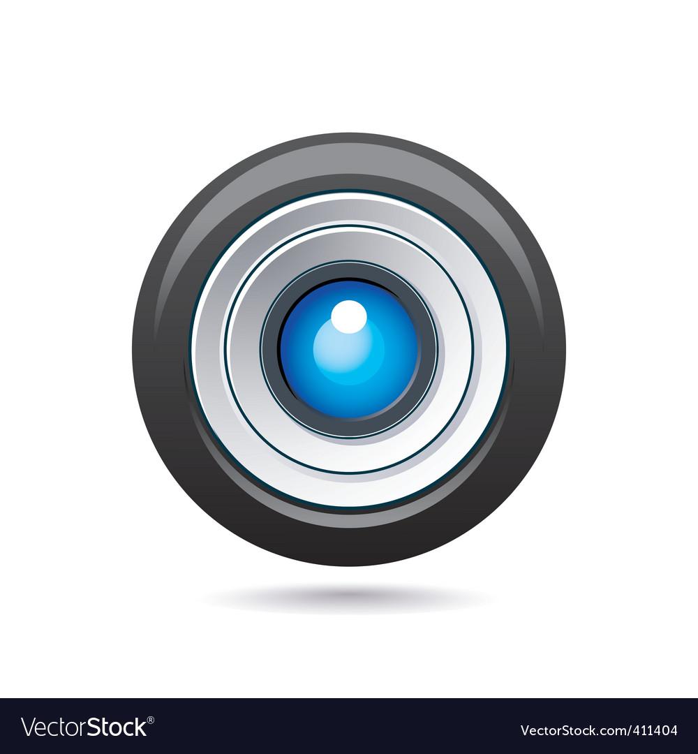 Lens vector | Price: 1 Credit (USD $1)
