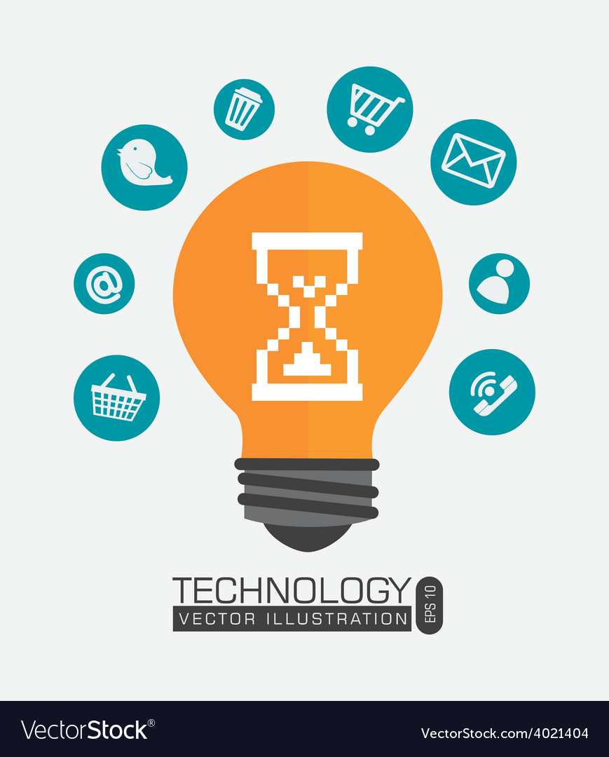 Technology design vector   Price: 1 Credit (USD $1)