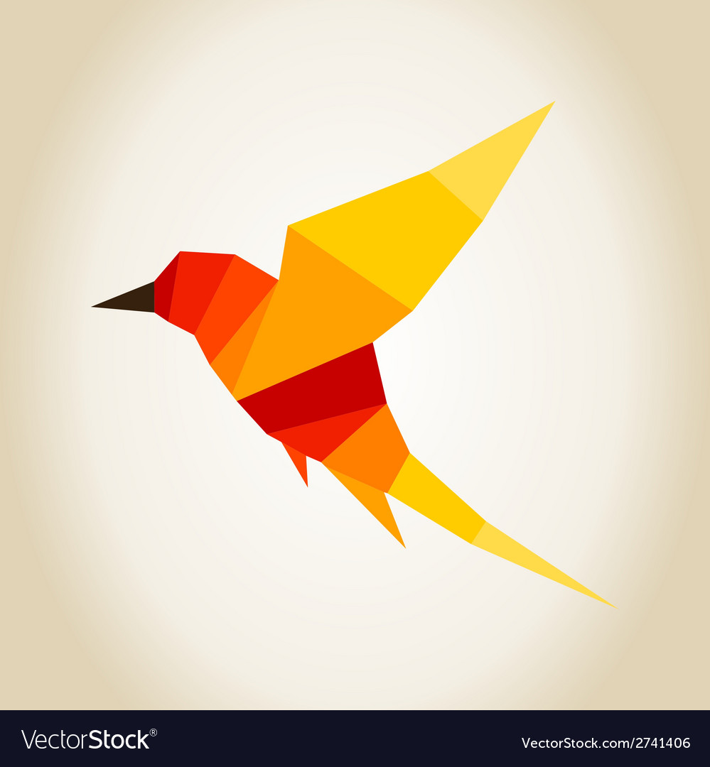 Bird abstraction4 vector | Price: 1 Credit (USD $1)