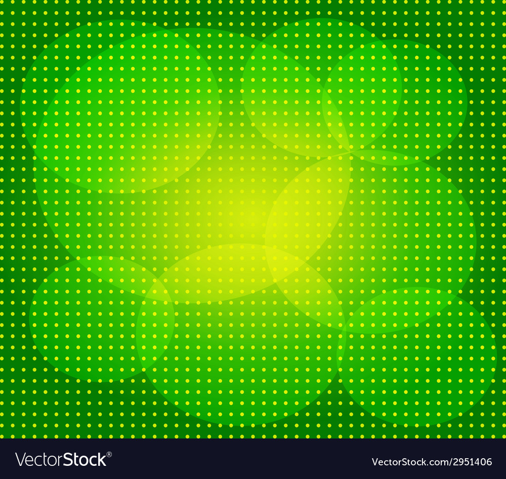 Green abstract technology background with seamless vector | Price: 1 Credit (USD $1)