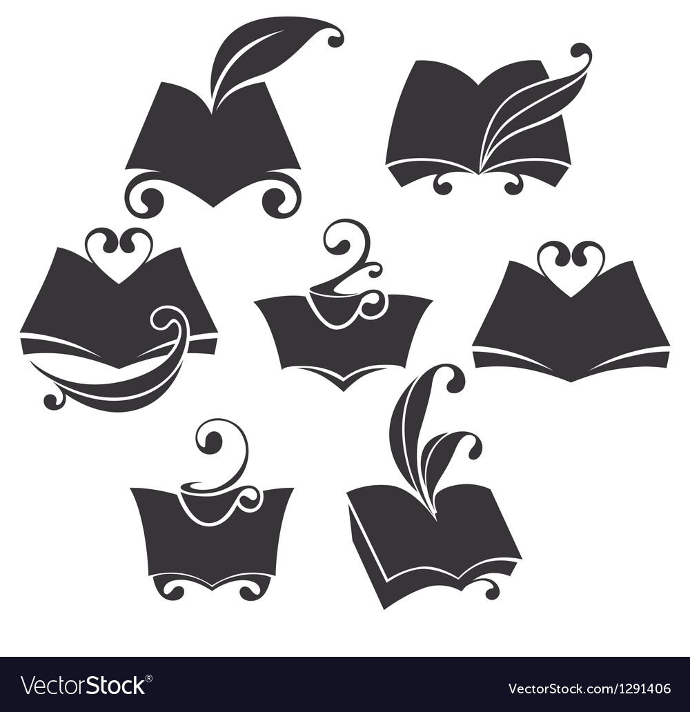 Library collection vector | Price: 1 Credit (USD $1)
