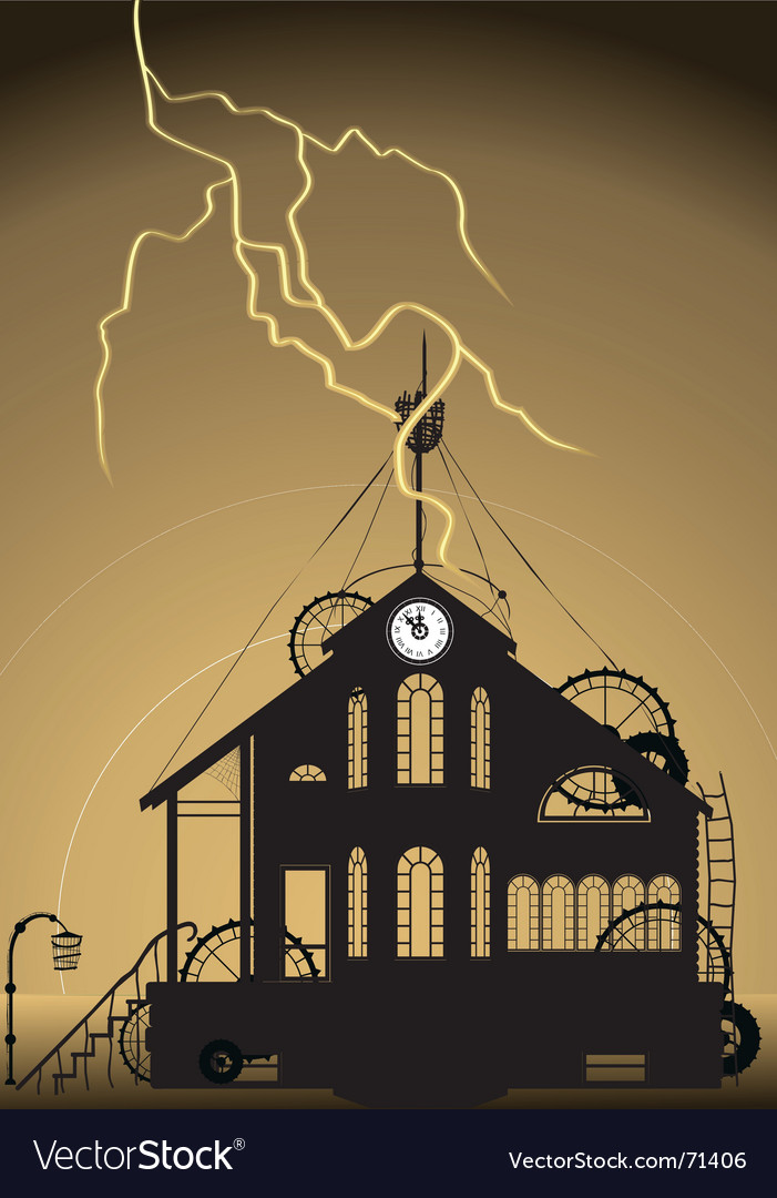 Watch tower vector   Price: 1 Credit (USD $1)