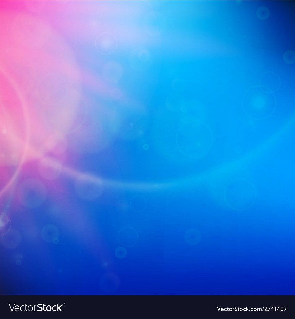 Abstract sunset on sky with lenses flare vector   Price: 1 Credit (USD $1)