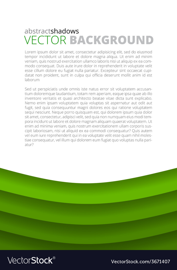 Green background for design vector | Price: 1 Credit (USD $1)
