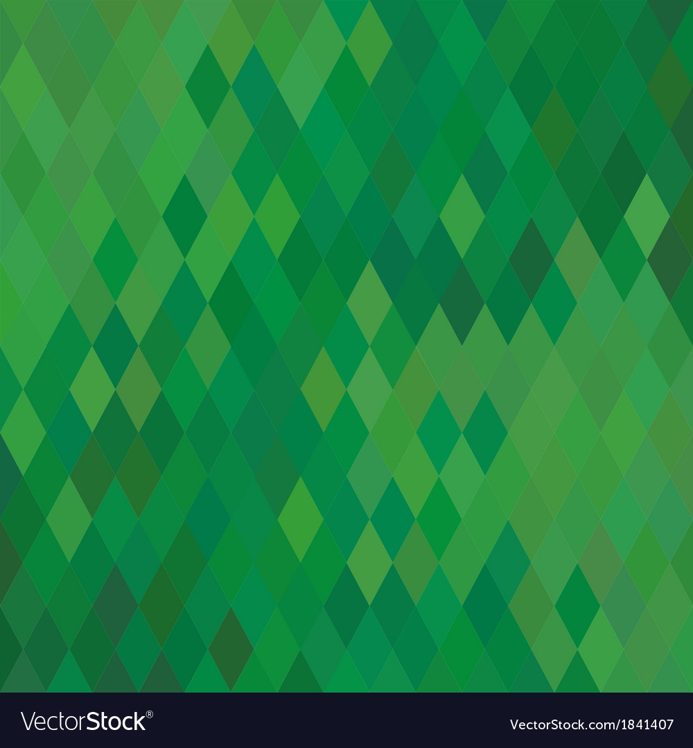 Green geometric background vector | Price: 1 Credit (USD $1)