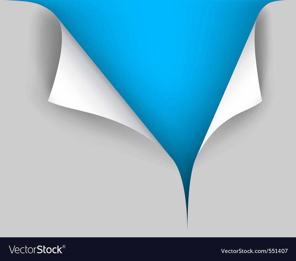 Paper corners vector | Price: 1 Credit (USD $1)