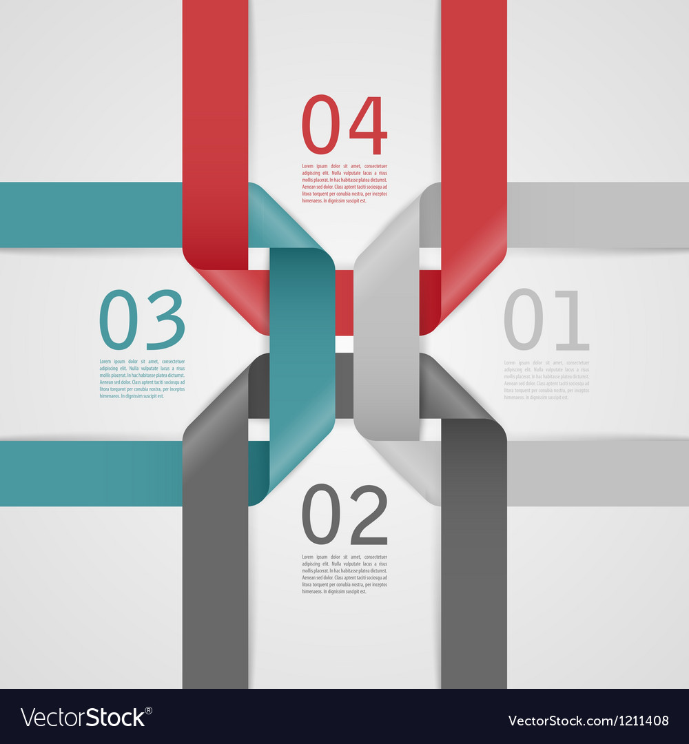 Abstract web template vector | Price: 1 Credit (USD $1)