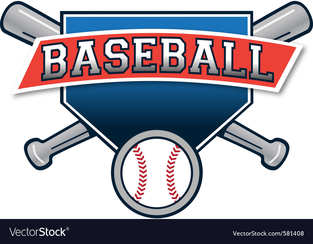 Baseball logo vector | Price: 1 Credit (USD $1)