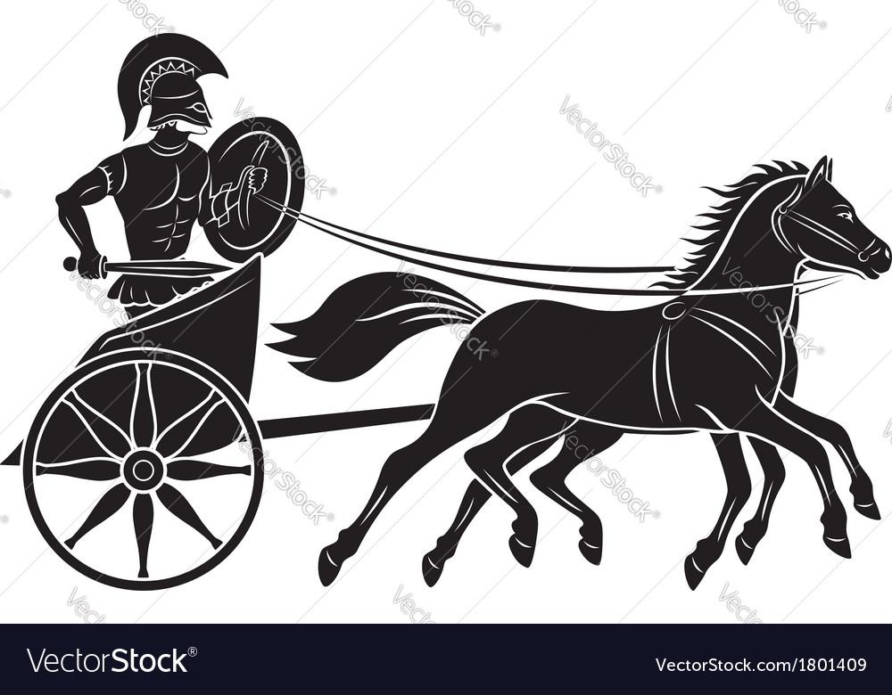 Chariot vector | Price: 1 Credit (USD $1)