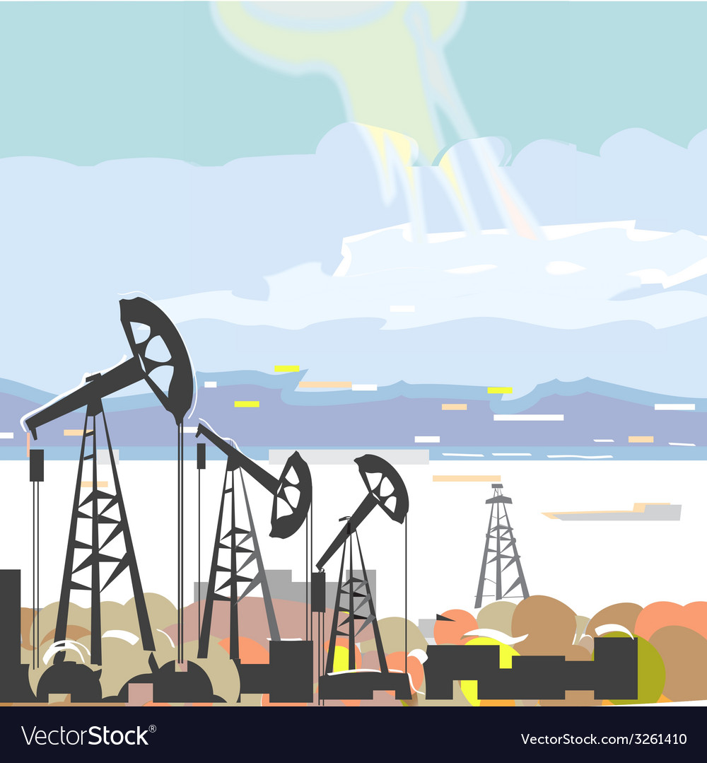 Oil vector | Price: 1 Credit (USD $1)