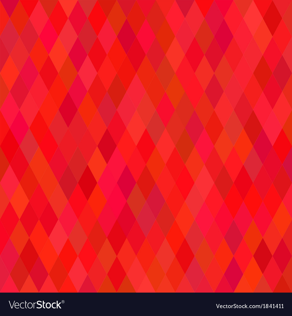 Bright red geometric background vector | Price: 1 Credit (USD $1)