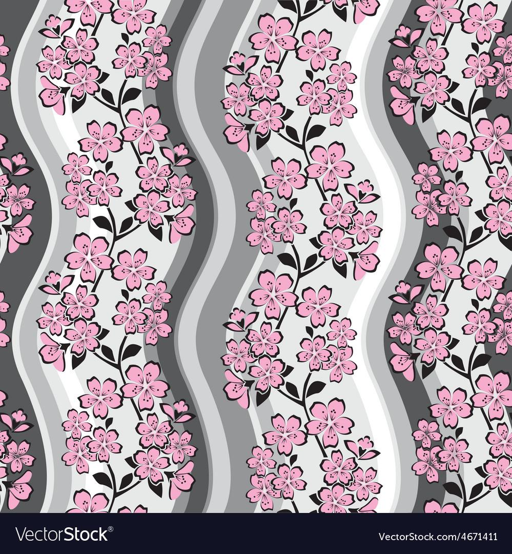 Sakura background vector   Price: 1 Credit (USD $1)