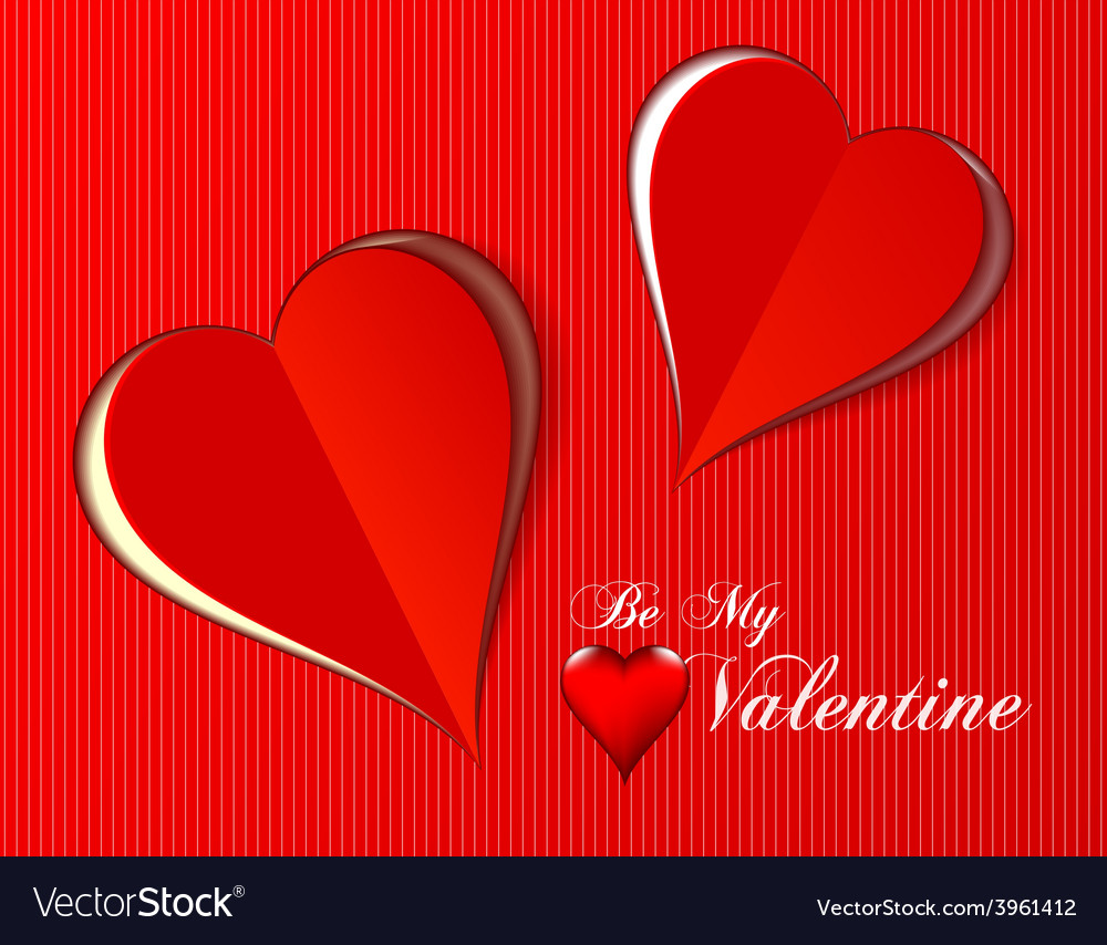 Valentine love hearts for any occasion vector   Price: 1 Credit (USD $1)