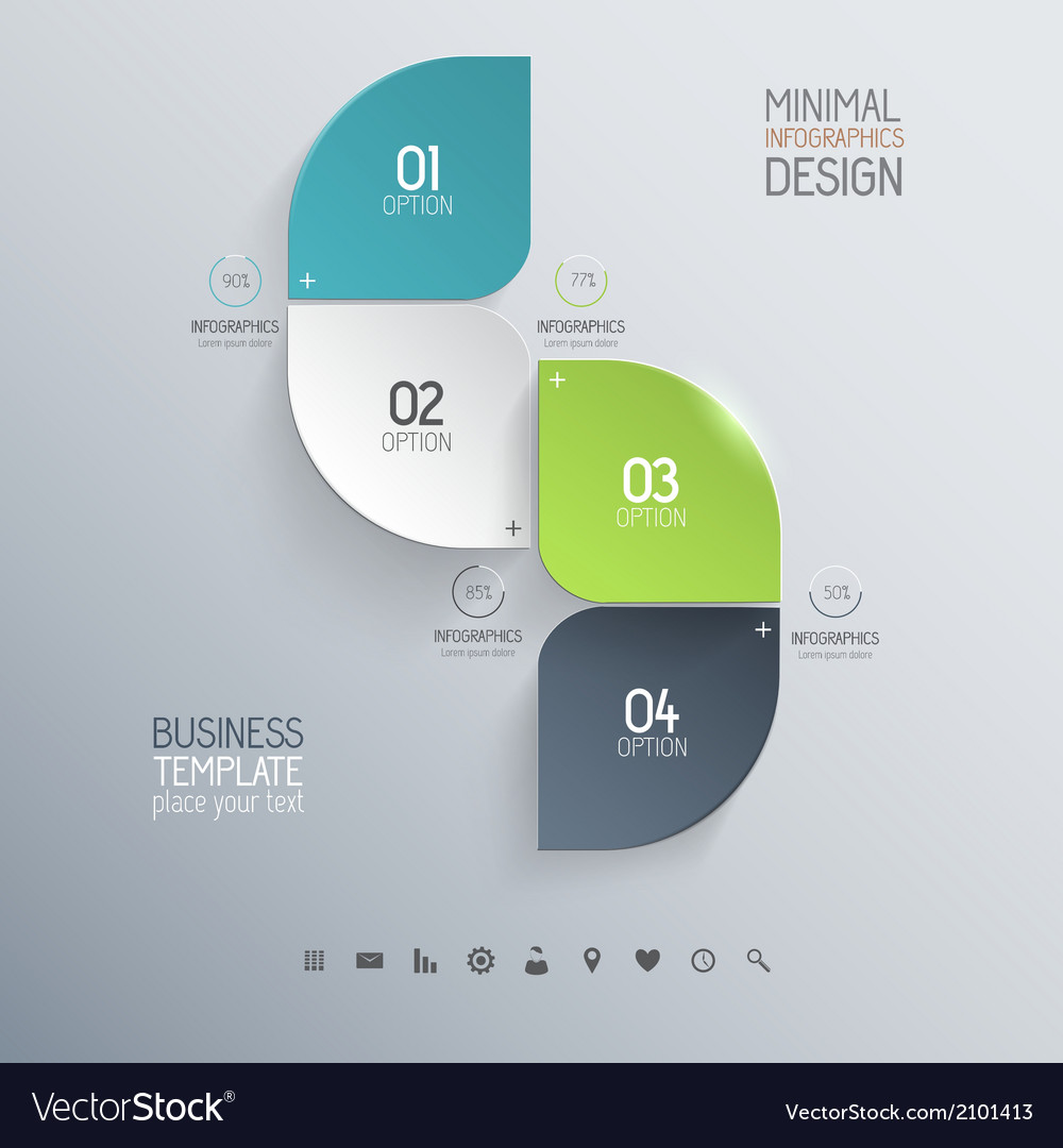 Infographics design 2 vector | Price: 1 Credit (USD $1)