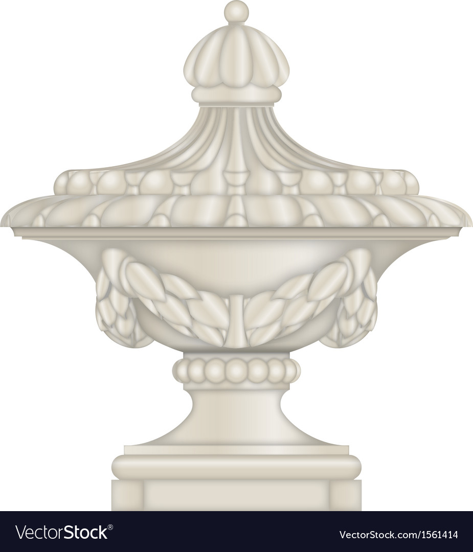 Classical urn vector | Price: 1 Credit (USD $1)