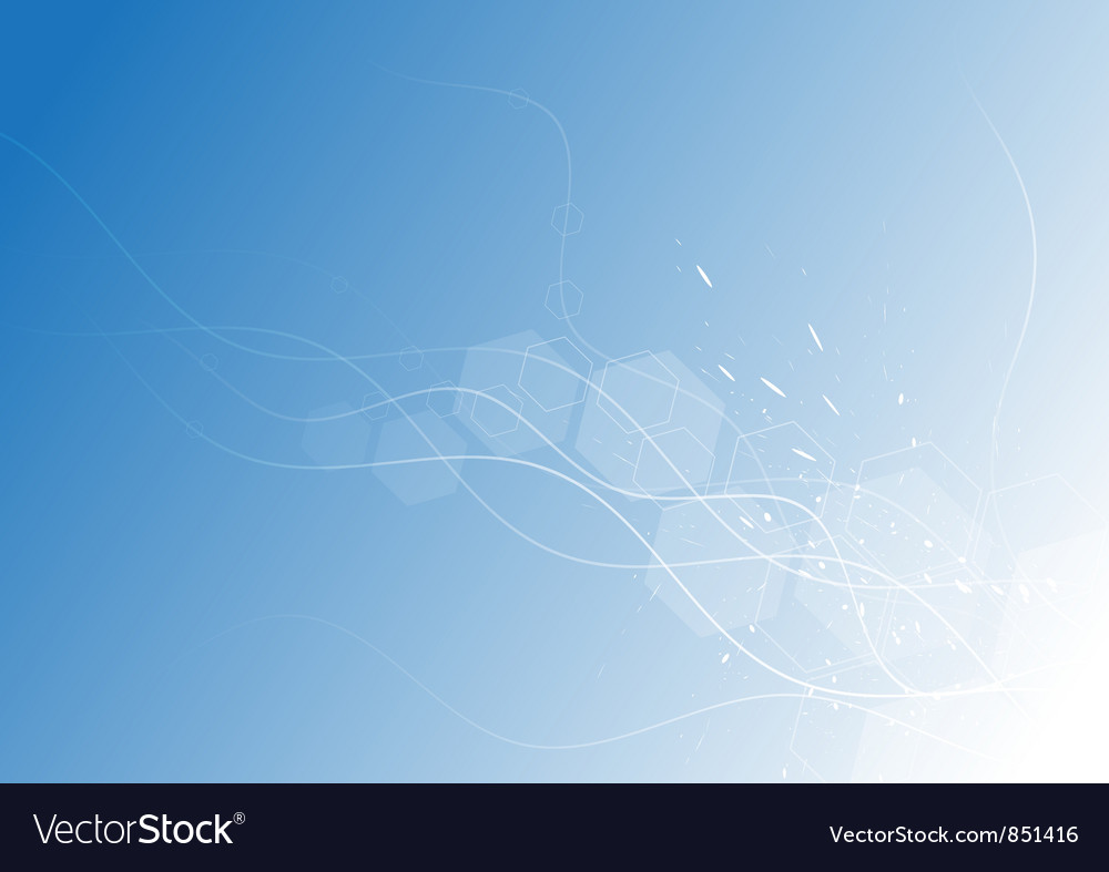 Abstract light blue background design vector | Price: 1 Credit (USD $1)