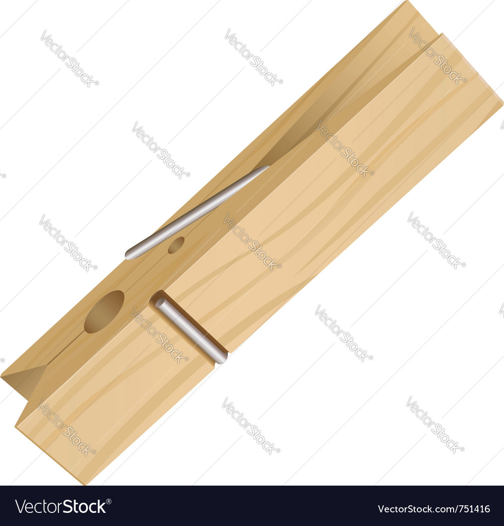 Clothes peg vector | Price: 3 Credit (USD $3)
