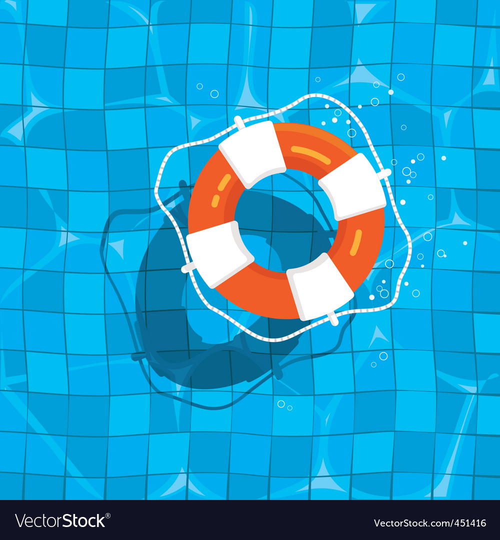 Life saver vector | Price: 1 Credit (USD $1)