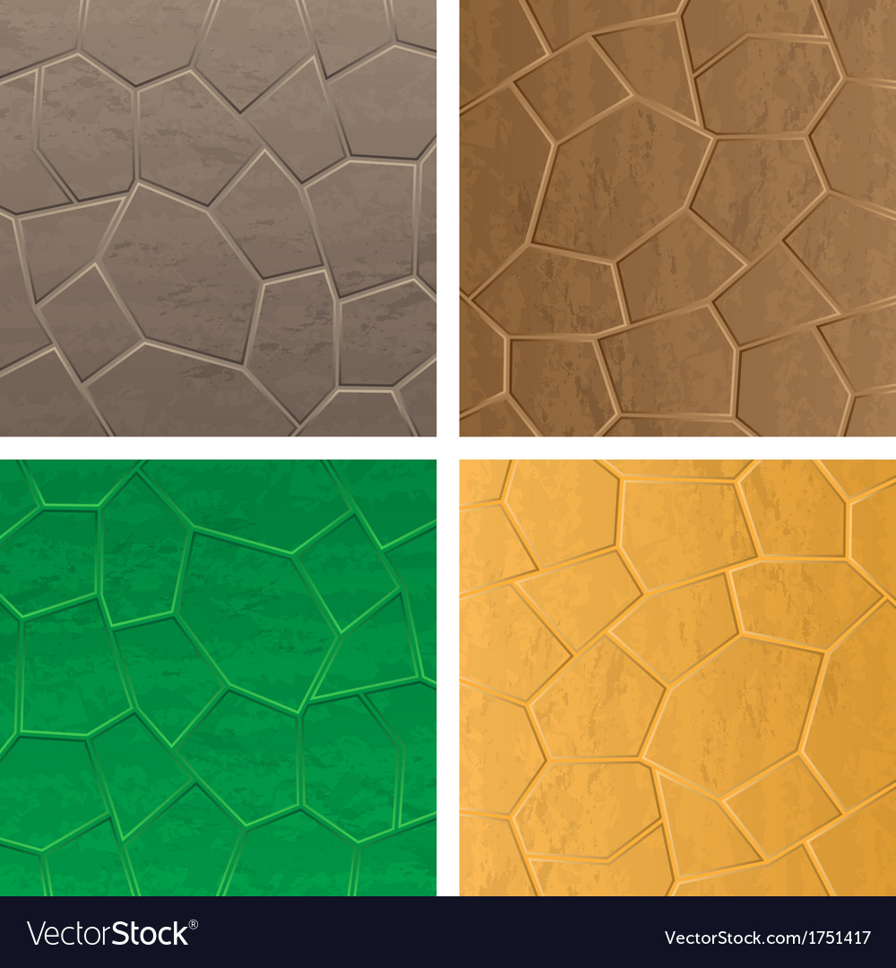 Stone textures vector | Price: 1 Credit (USD $1)