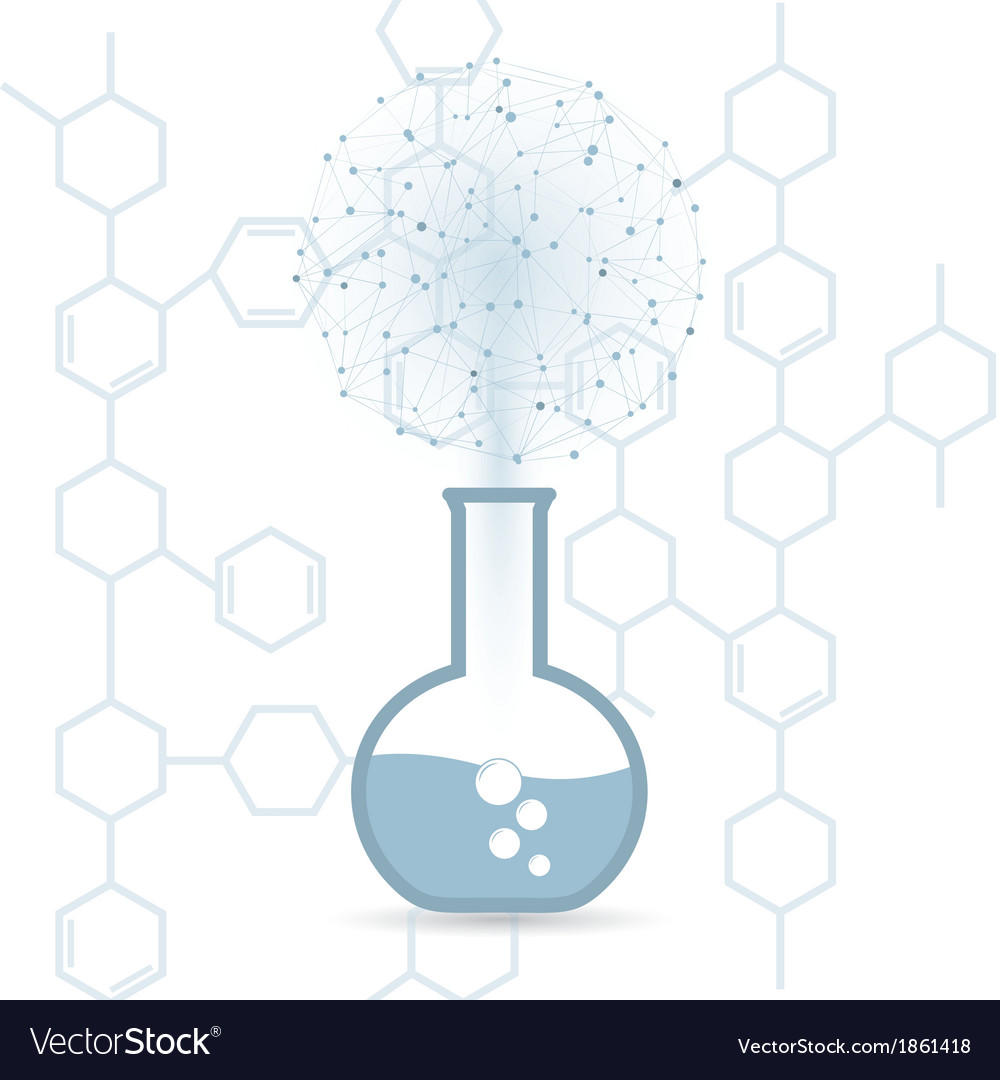 Scientific background vector | Price: 1 Credit (USD $1)
