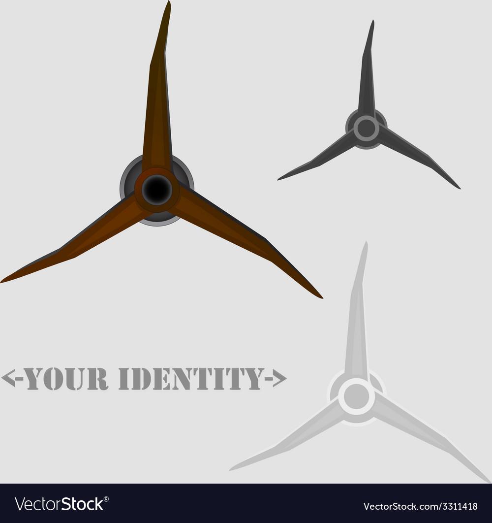 Spin logo vector | Price: 1 Credit (USD $1)