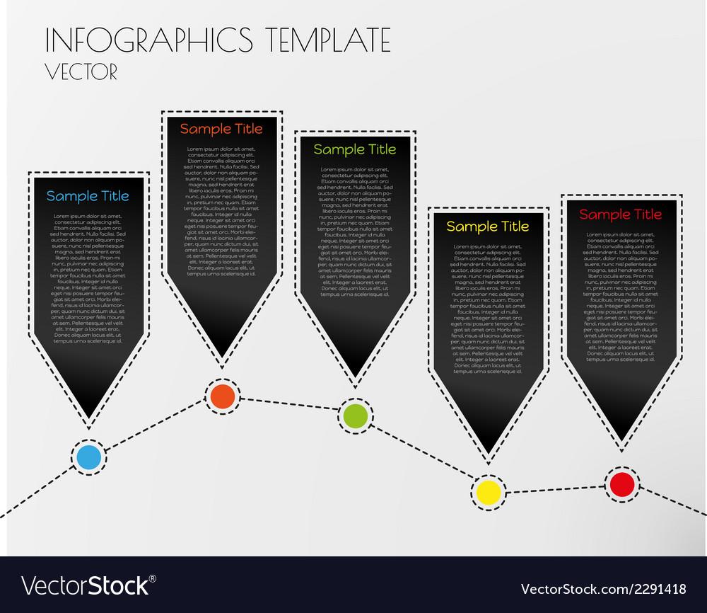 White infographcs vector | Price: 1 Credit (USD $1)