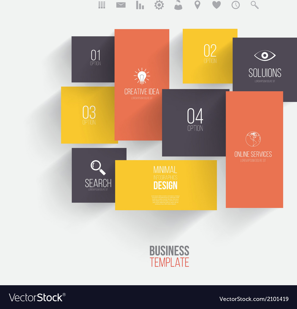 Infographics design 4 vector | Price: 1 Credit (USD $1)