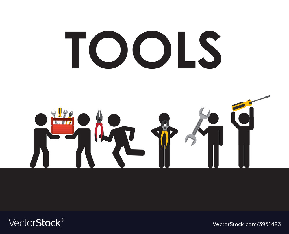 Tools icon vector   Price: 1 Credit (USD $1)