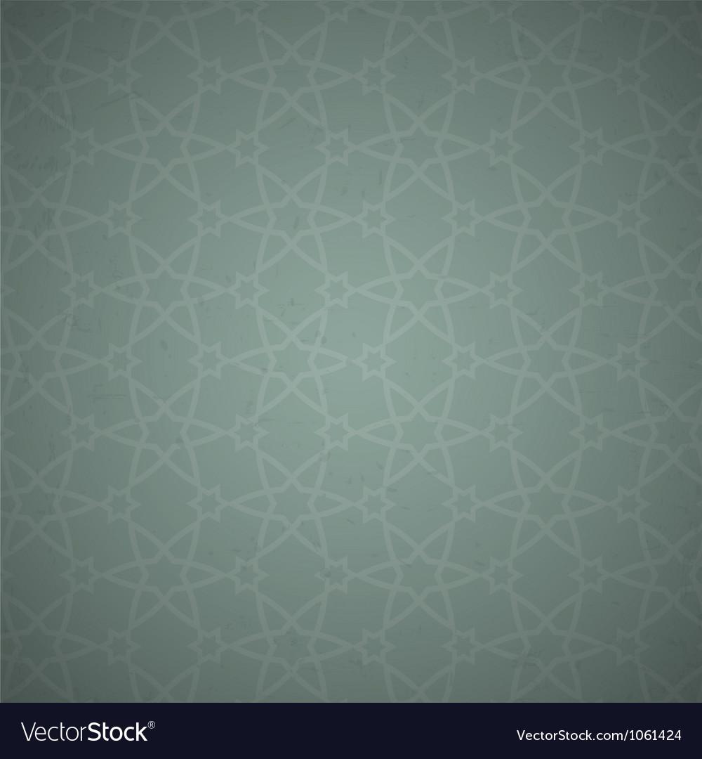Arabian wallpaper pattern vector   Price: 1 Credit (USD $1)