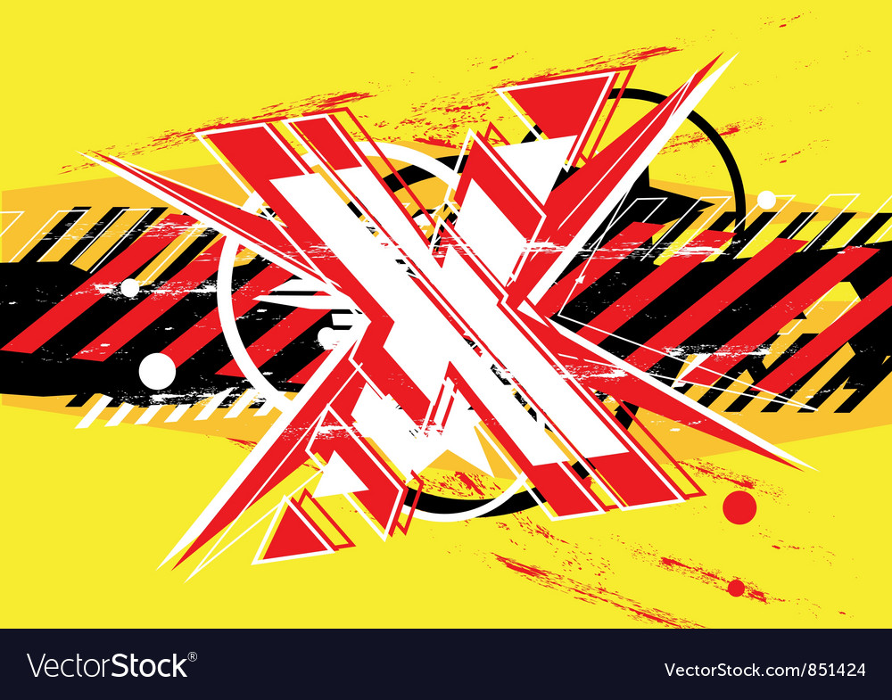 Extreme background vector | Price: 1 Credit (USD $1)