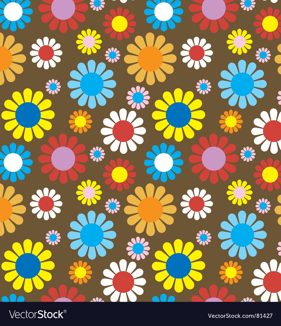 Daisies vector | Price: 1 Credit (USD $1)