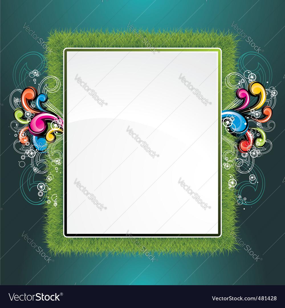 Nature design vector | Price: 3 Credit (USD $3)
