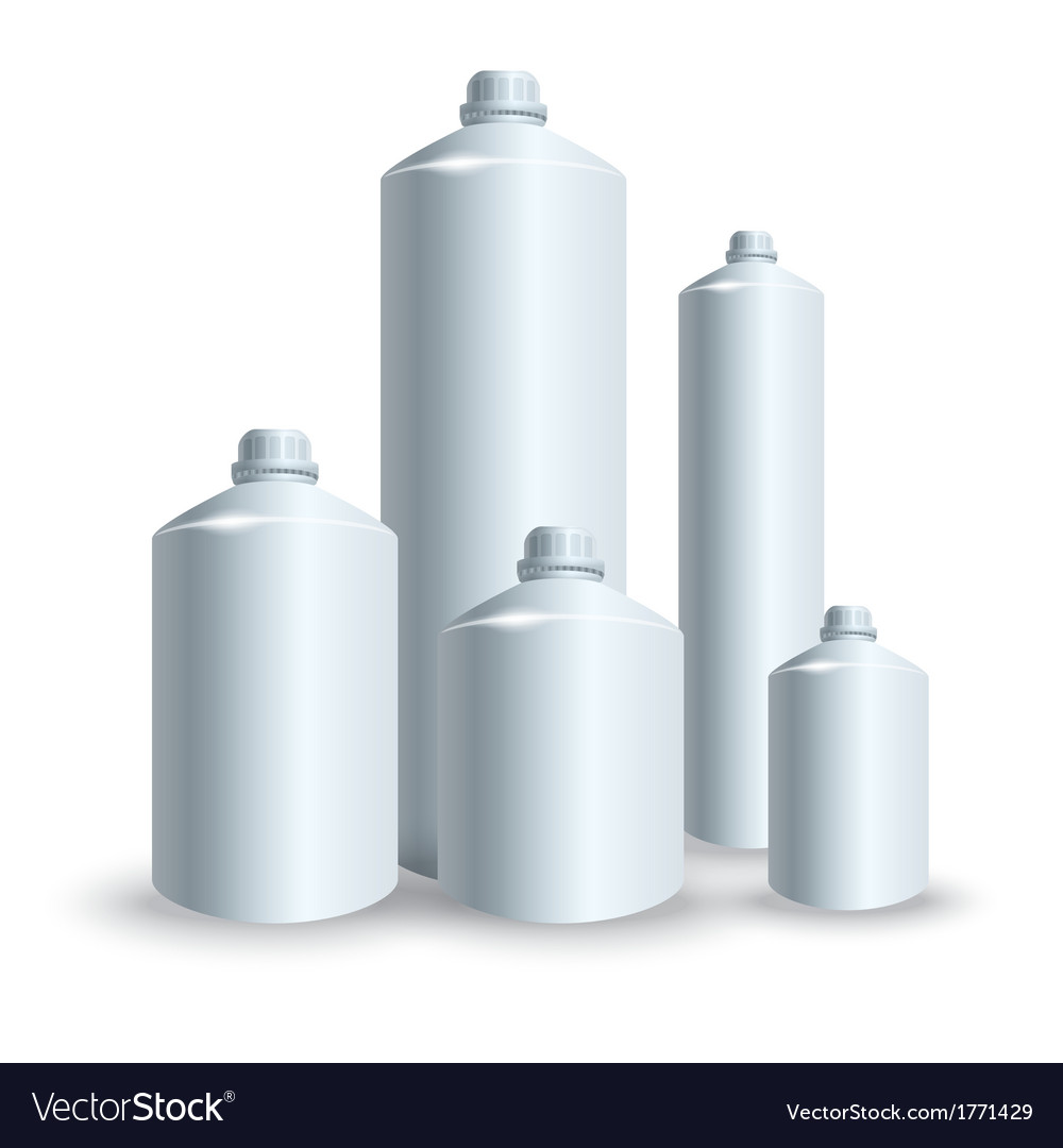 Set of silver tank vector | Price: 1 Credit (USD $1)