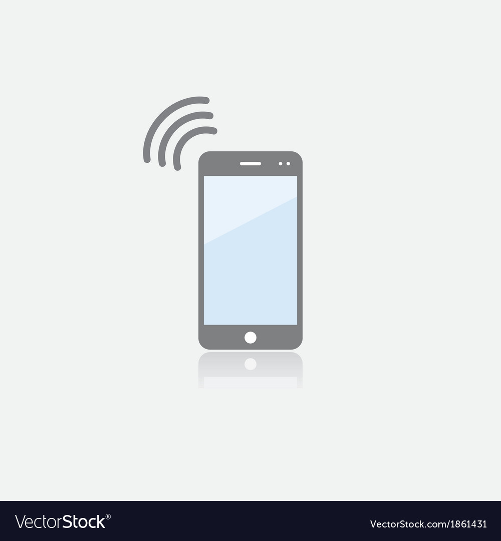 Mobile communications vector | Price: 1 Credit (USD $1)