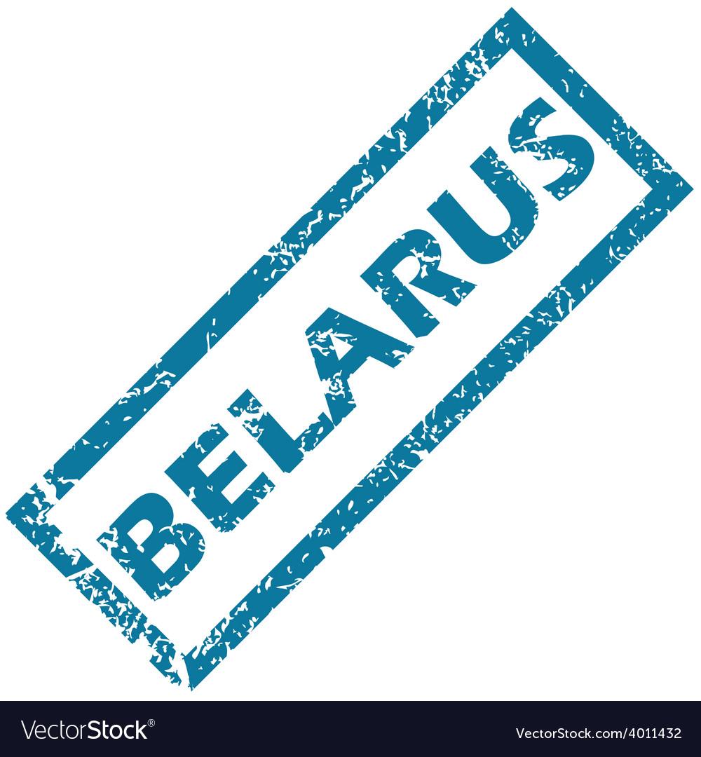 Belarus rubber stamp vector | Price: 1 Credit (USD $1)