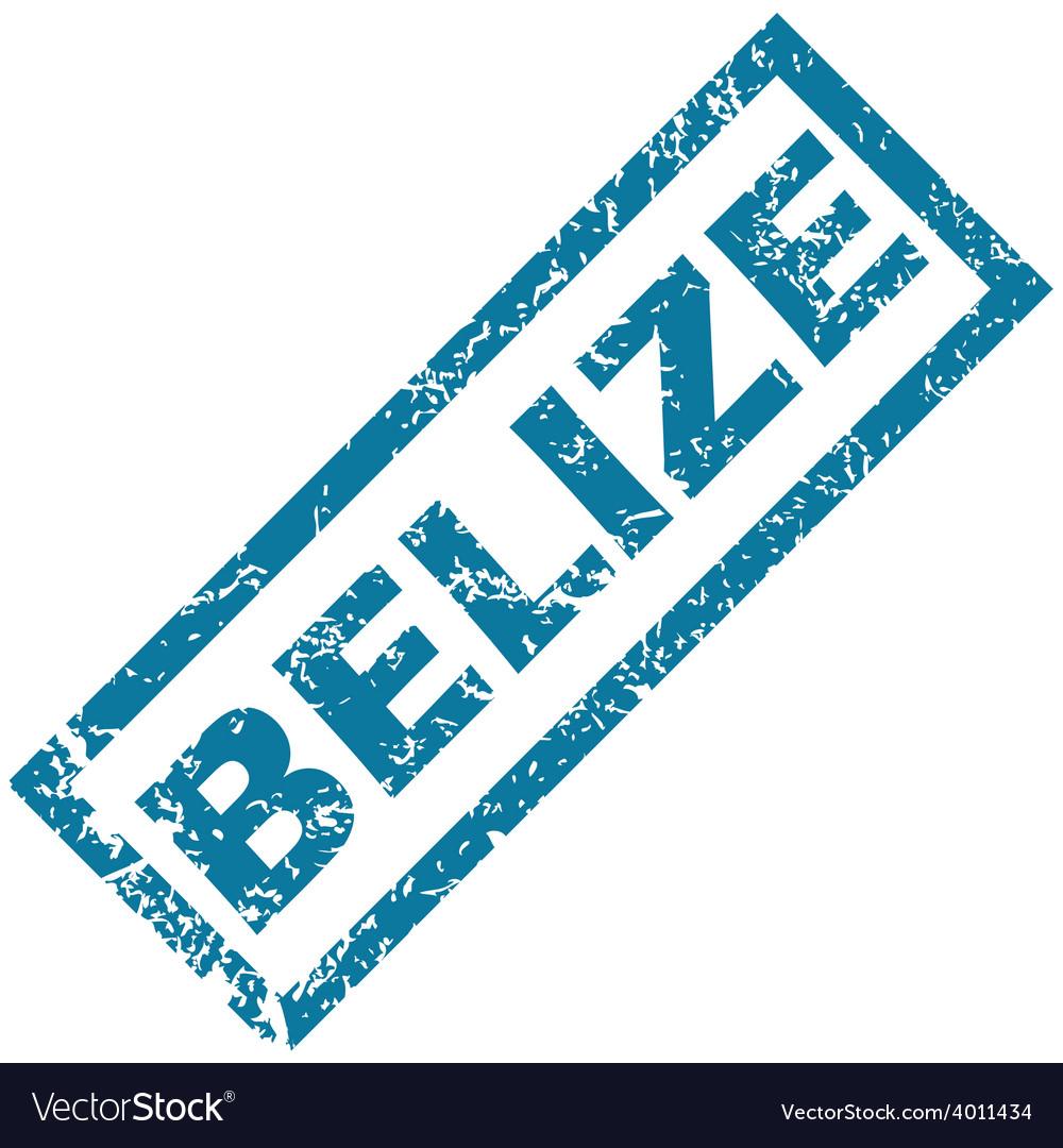 Belize rubber stamp vector   Price: 1 Credit (USD $1)