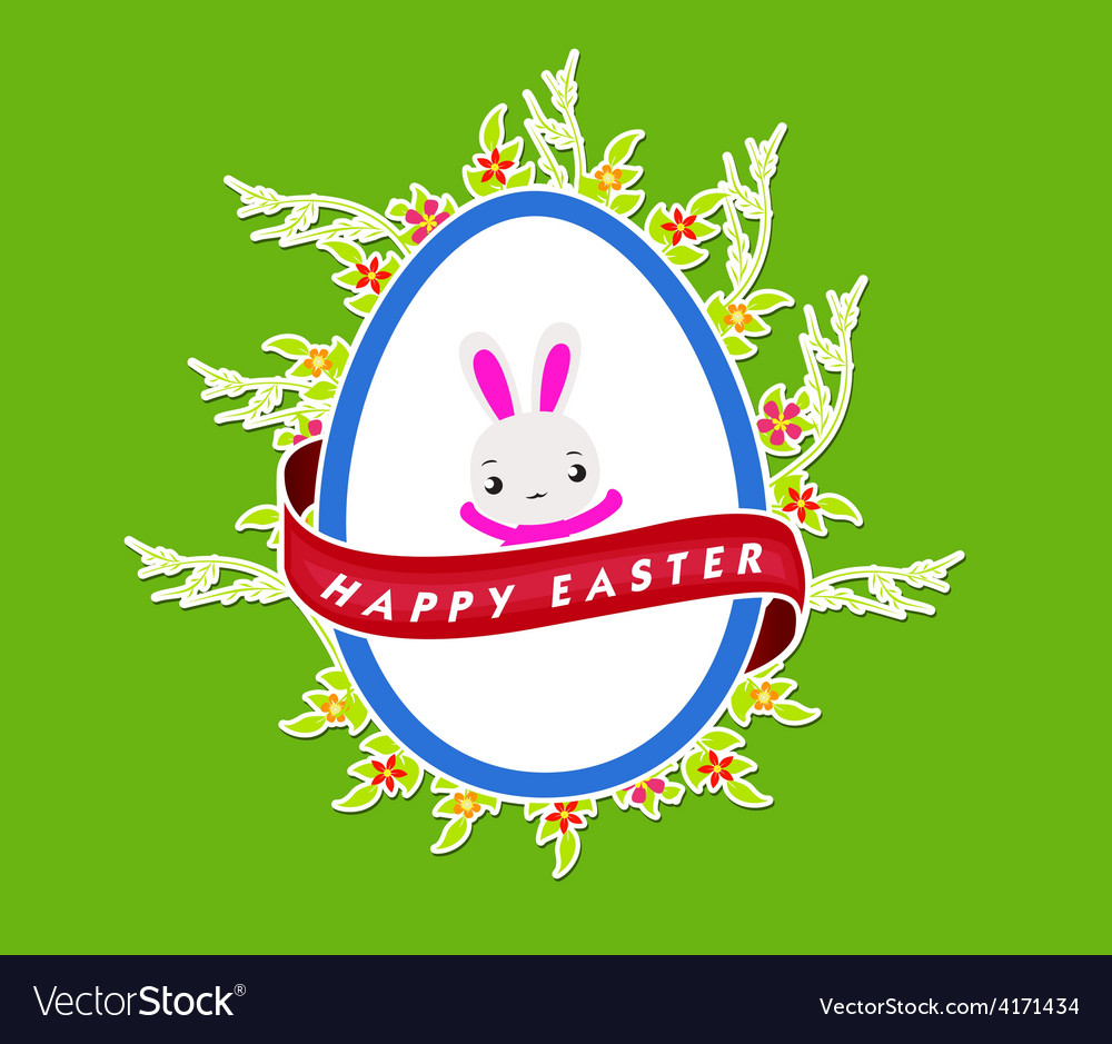 Easter design vector | Price: 1 Credit (USD $1)