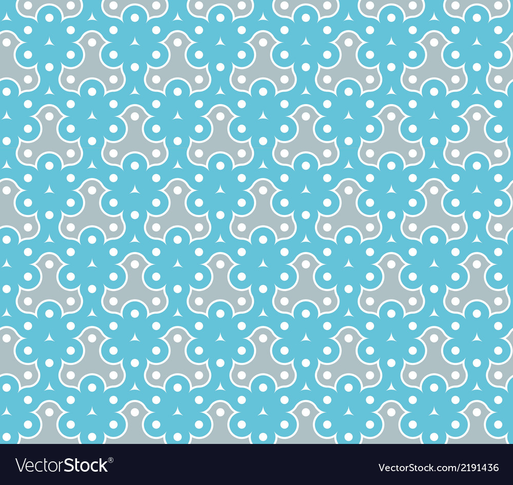 Geometric seamless pattern background vector | Price: 1 Credit (USD $1)