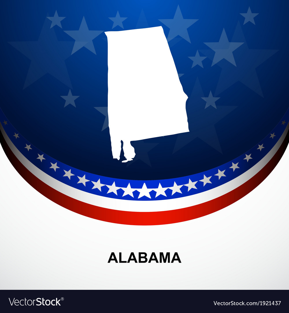 Alabama vector | Price: 1 Credit (USD $1)